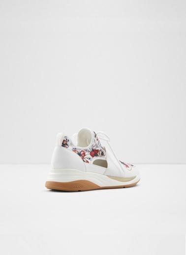 Aldo Dwievia - Beyaz Kadin Sneaker Renkli